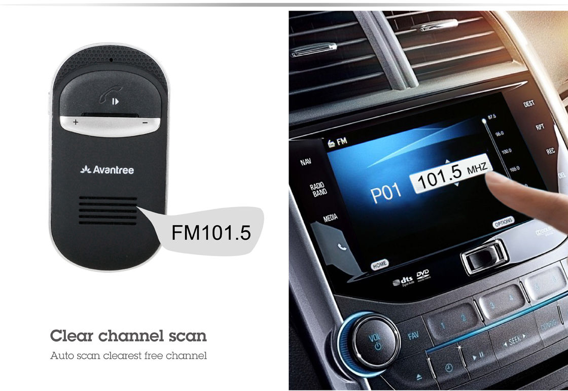 car kit handsfree avantree joytune bluetooth
